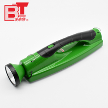 Bolaite Wholesale Price Plastic ABS Outdoor Hunting Scorpion LED UV Flashlight