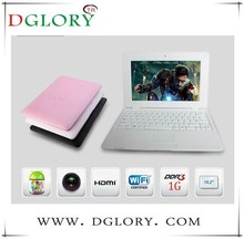 Dg-nb1005 neue billige 10-zoll Quad-Core atm7029b kapazitive touchscreen netbook