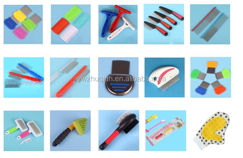 Wholesale pet special In-line comb dog comb cat brush