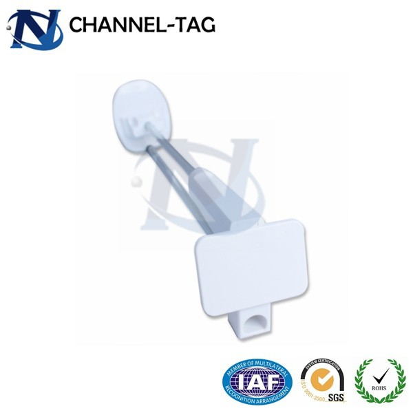 Channel EAS security display hook anti theft locks