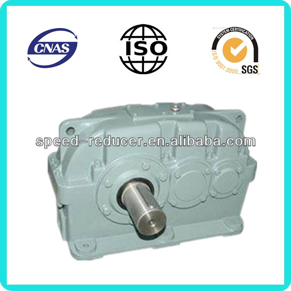 Parallel Shaft Helical Gearbox ZLY Series for blower,metel rolling mills,generators