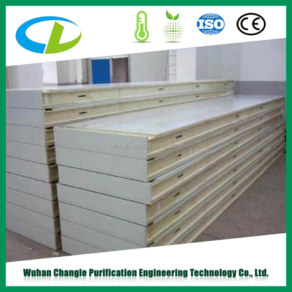 CE approval PU sandwich panel, CE sandwich panel with polyurethane foam
