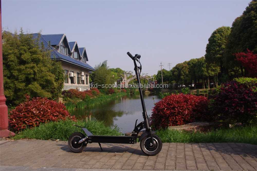 2017 new design 52v 60v 1600w 2 Wheels Electric Scooter,Foldable Cheap dual motors Electric