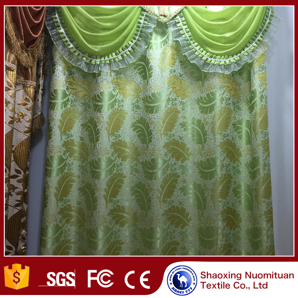 For your selection glass turkish European curtain