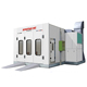 Smithde paint booth heaters SM-350 cabinet spray booth