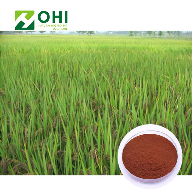 Wholesale Black Rice Extract/rice bran extract/anthocyanin color
