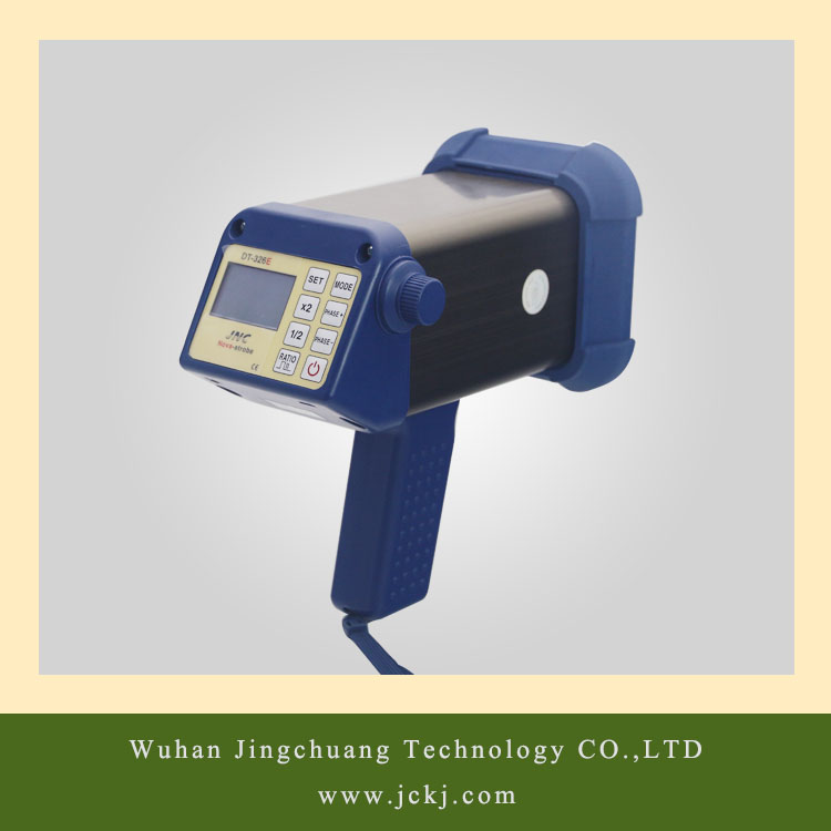 Portable Digital LED Strobo scope for Web Inspection and Quality Control