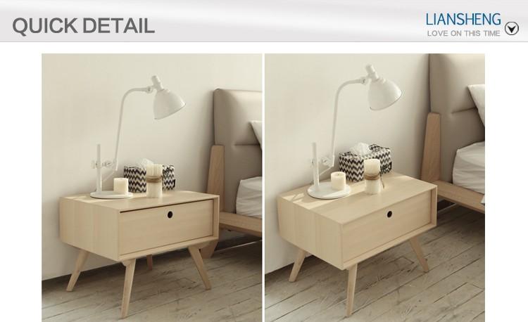 Comodino Per Camera Da Letto : Stile nordico moderno mobili camera da letto comodino unico