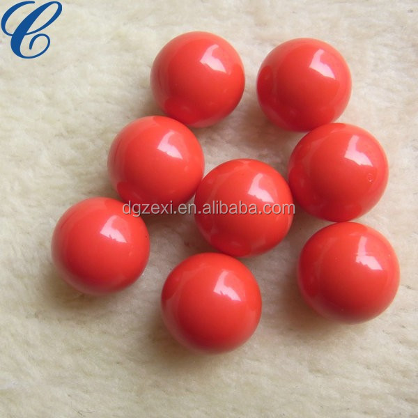 wholesale high quality AAA peach fine loose pearl
