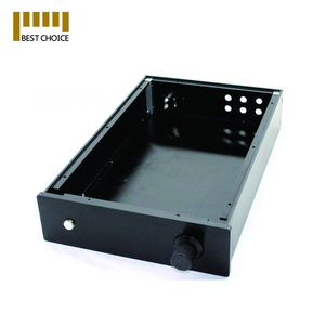 High quality DIY Powder coated power amplifier chassis