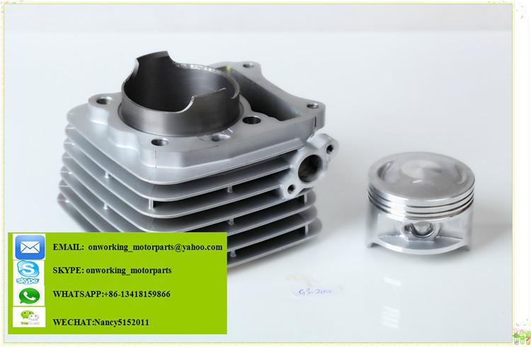 High Performance Parts >> Gn125 High Performance Parts