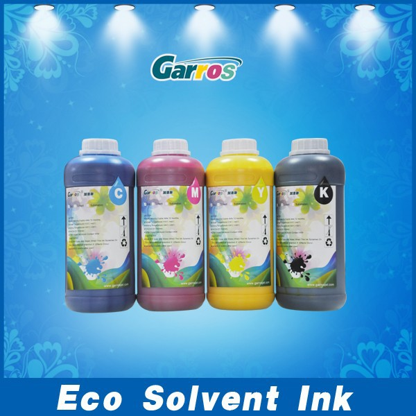 Roland Eco Sol Max Ink , Inkjet Printing Ink Manufacturers For Epson Printer Head DX5 , DX4 , DX7