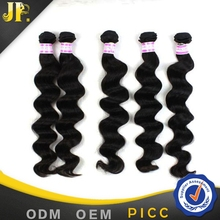 JP Hair 6a grade Whole sale Attractive Price For kilograms virgin Brazilian Hair Extension Natural Wave
