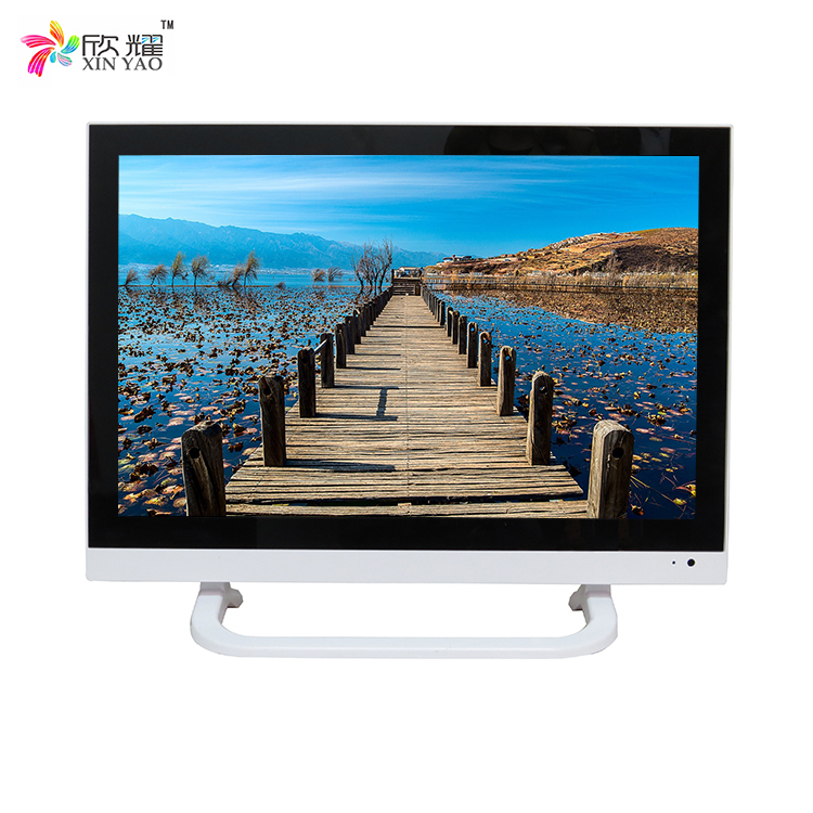 24 inch TV TFT LED TV with USB disk, SD/MMC card, removable hard disk