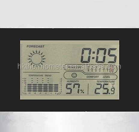 Large Digital Wall Clock with Date