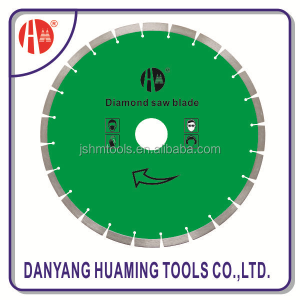fast tile and marble power tool segmented diamond saw blade for marble ,granite,sanstone