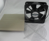 wall mount large airflow high speed axial flow exhause fan