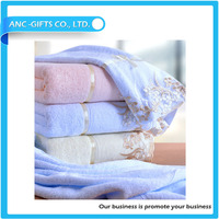 100% cotton 5 star China factory supply factory high quality new design and customized hotel towel