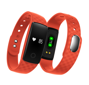 2016 CES High accurate heart rate smart healthcare sport bands medical devices