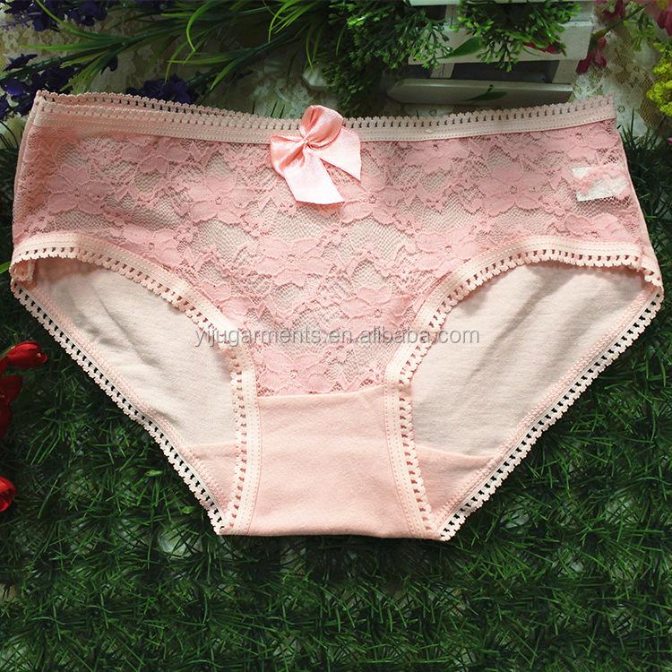Vê Belle Culottes Imprimé Lingerie Chic Femme Filles Papillon Sous bgf76Yy