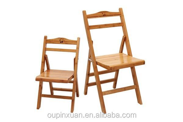 China Foldable Bamboo Folding Chair