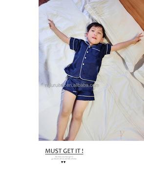 Teen silk pajamas