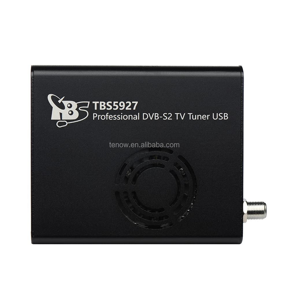 Digital <strong>HD</strong> <strong>Satellite</strong> TV Receiver TBS5927 Professional DVB-S2 TV Tuner USB <strong>Box</strong> for PC