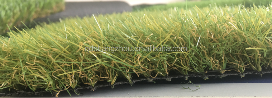 Unique design simulation Turf Synthetic grass for kindergarden/landscape