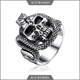 RN6402 Aceworks Wholesale Sterling Silver Skull Ring for Man