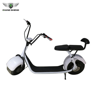 1000W fashion two wheeler electric bike citycoco for sale