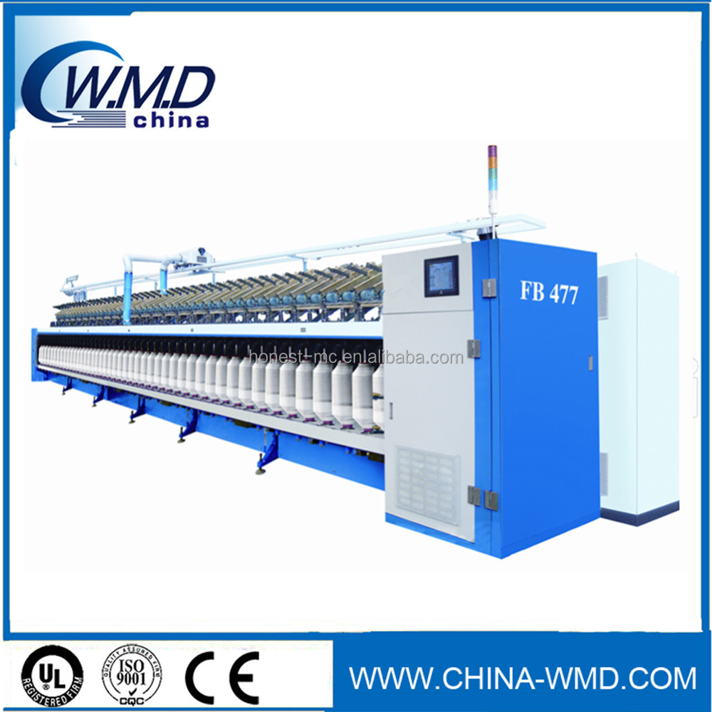 manufacturer customized poen end yarn machines wool yarn spinning production line