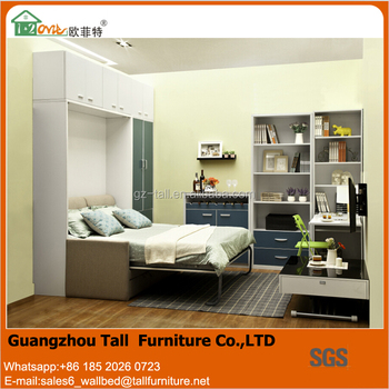 japanese style bedroom furniture. Japanese Style Bedroom Furniture Set With Wardrobe Murphy Bed Cabinet Hidden Sofa