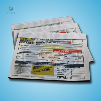 custom carbonless copy paper invoices receipts note buy