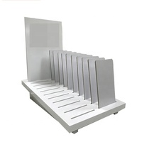 MDF Customized Counter Tile Swatch Card Display Stand for Mosaic or Ceramic Tile