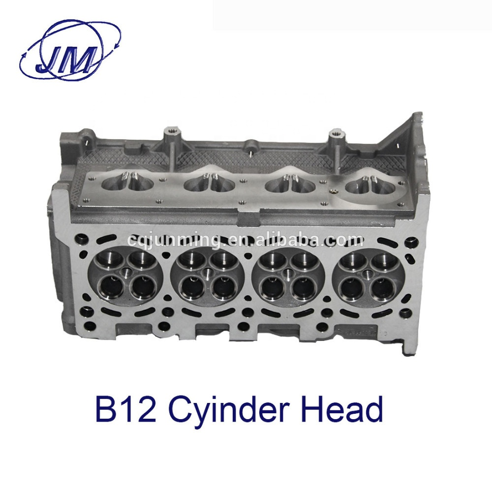 Trade Assurance 1200cc aluminum motor engine parts cylinder head for wuling hongguang CHEVROLET N300 N300P N200