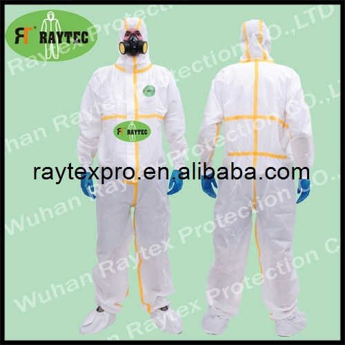 disposable SMS safety coverall