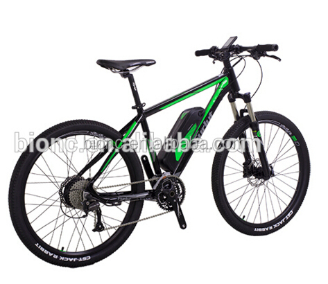 26 inch Mountain electric bicycle ,electricbike,electric power assisted cycle with alloy wheel