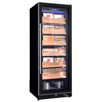 Hot Sale Humidity Control Fan Cooling Cigar Humidors For Sale Used ...