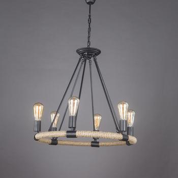 Extreem Antieke Touw Lamp Lichten En Verlichting Home Decor/hotel Project @PZ68