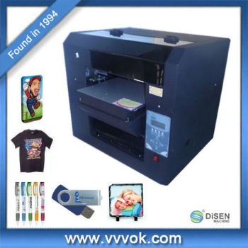 Price digital t shirt printing machine buy price digital for Cheapest t shirt printing machine