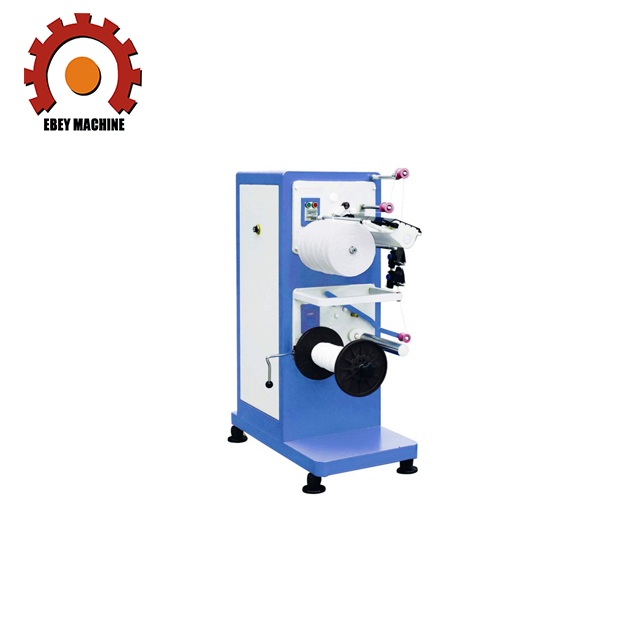 High precision constant tension single spindle winding machine