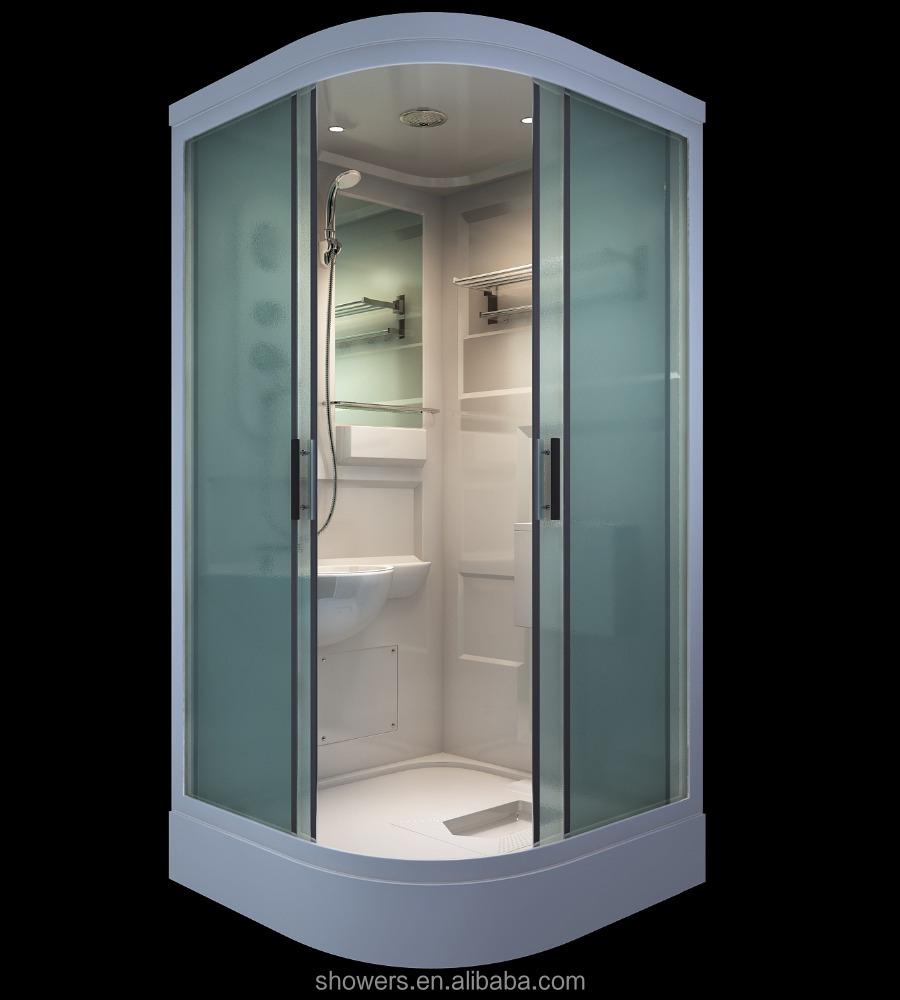 Prefabricados sunzoom ba o cabina de ducha portable - Cabina de bano ...