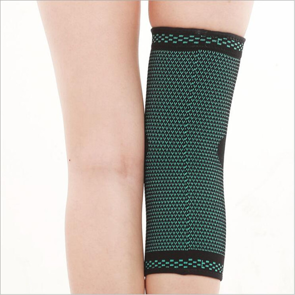 Medico Rinnovare Atletica Knitting Sleeve Compression Knee Brace Regolabile