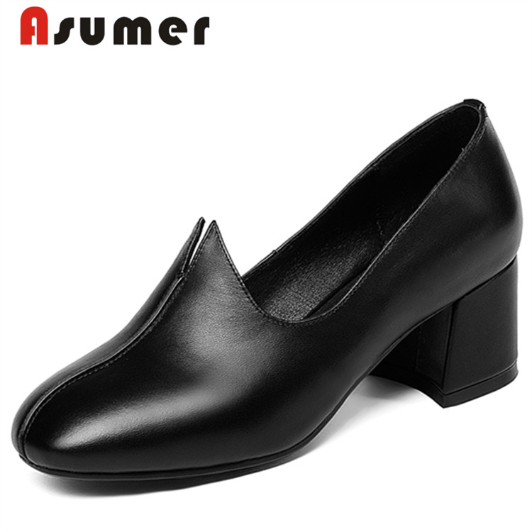 industrial safety ladies Asumer wholesale heels shoes kitten 2018 wEq7nF