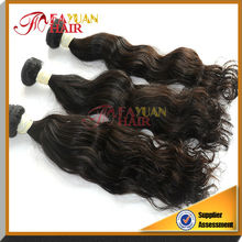 Thick&soft factory price deep wave 100% virgin Filipino hair extension