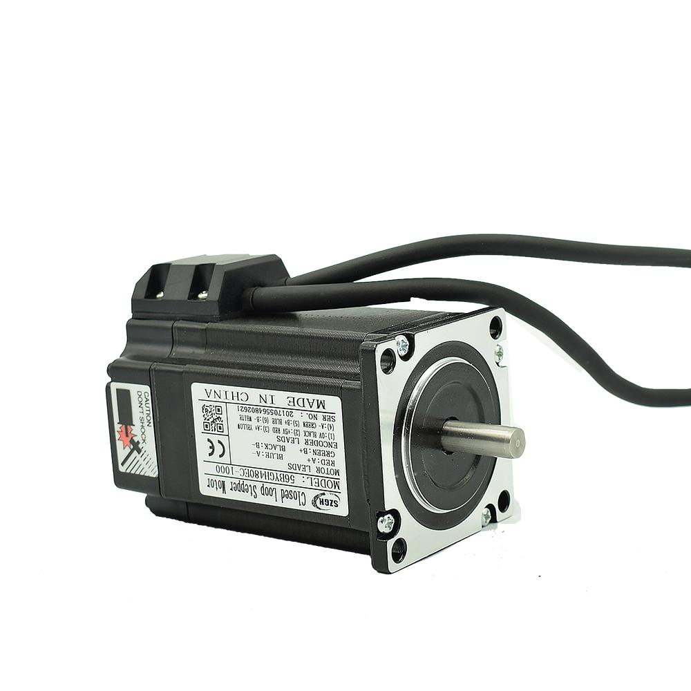 Easy closed loop nema 23 stepper motor buy nema 23 for Stepper motor buy online