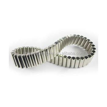 Strong Cylinder Magnets Neodymium Magnet Bracelet For