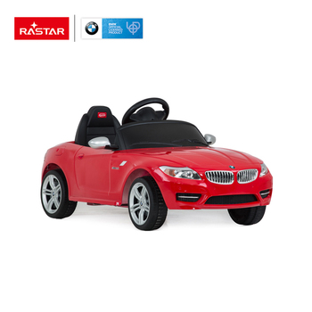Rastar Electric Kids Toys Cars Rechargeable Battery 6v Bmw Ride On