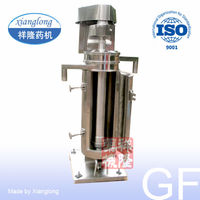 GF Model Tubular Centrifuge Separator for Herbal Extracts