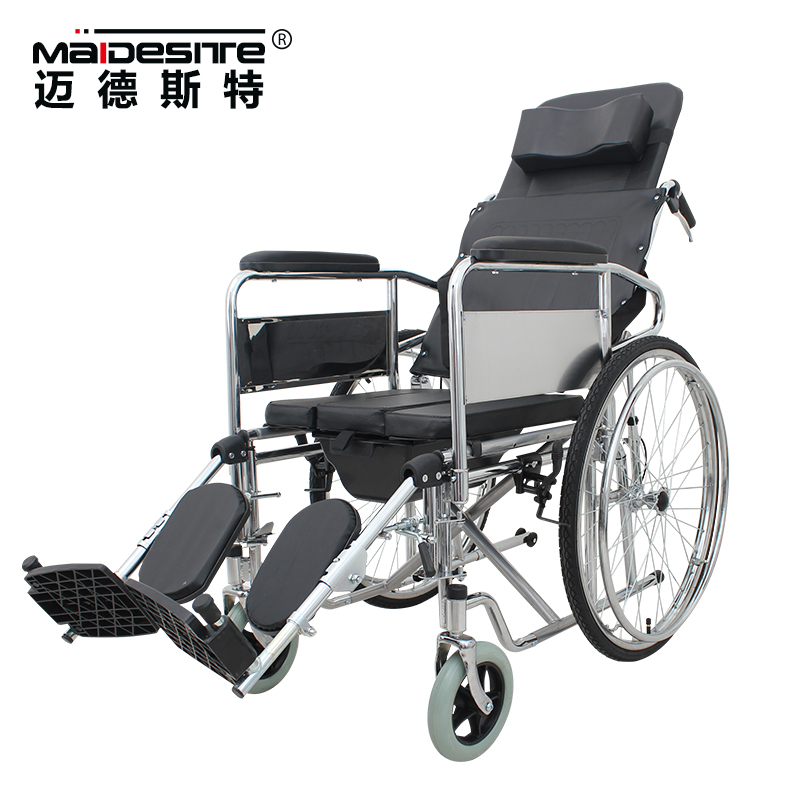 2017 High Back Reclining Manual Wheelchair For Patients - Buy Manual Wheelchair For PatientsReclining Manual WheelchairHigh Back Wheelchair Product on ...  sc 1 st  Alibaba & 2017 High Back Reclining Manual Wheelchair For Patients - Buy ... islam-shia.org